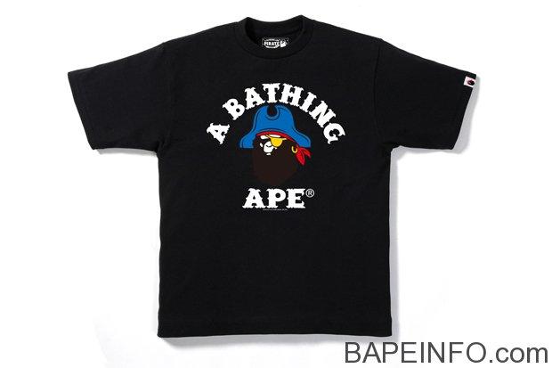215cab4c a-bathing-ape-pirate-store-london-tshirt-black