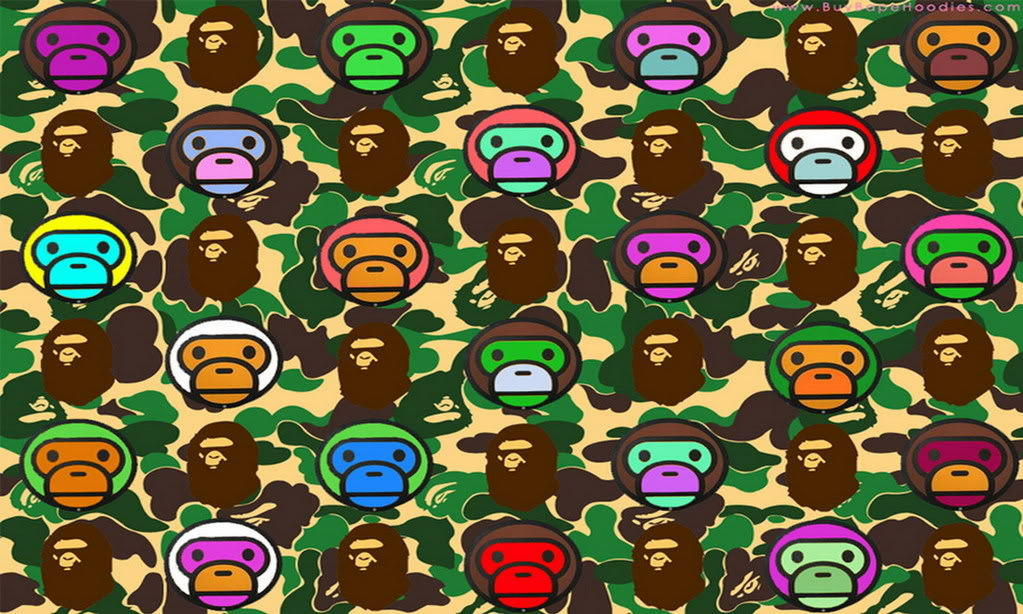 Bape Wallpaper1 800x600 Mario To Milo New Star Flowers All Over Wallpaper Awesome Ahoodie3