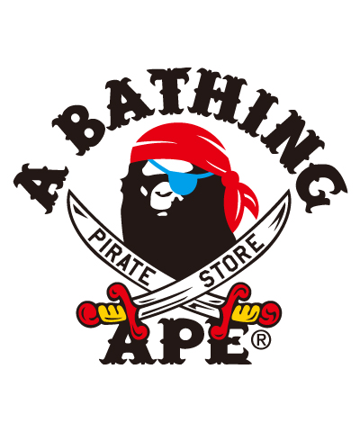 Bathing Ape Logo A bathing ape pirate storeBape Logo