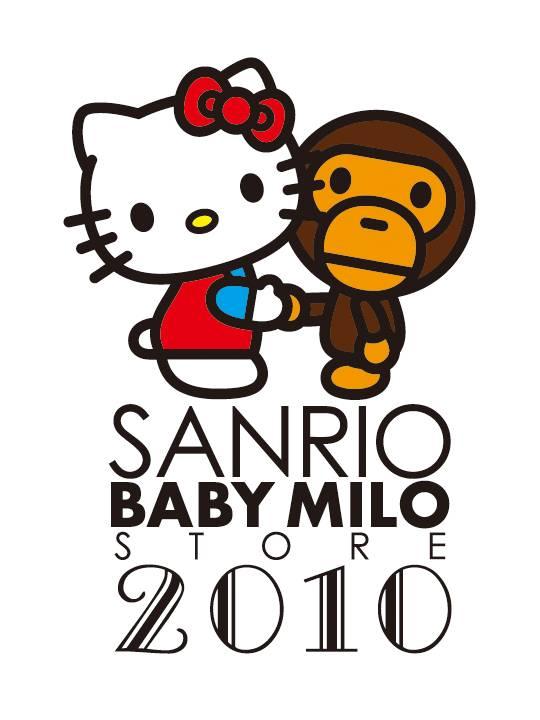 b9c7a4e99ea0 A BATHING APE   SANRIO BABY MILO STORE. BAPE ...