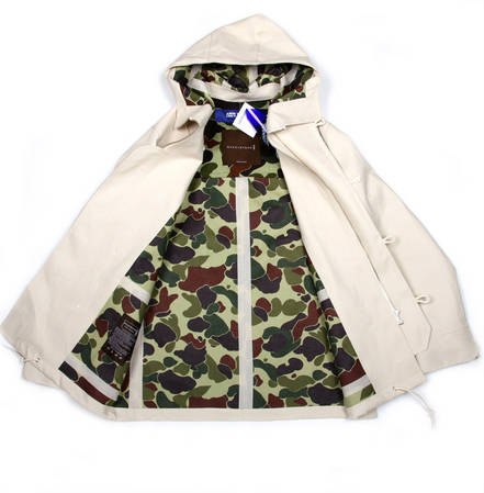 BAPE / Mackintosh rain jacket