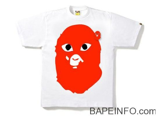 bape-comme-des-garcons-play-collection-valentines-day-tshirt1