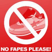 No fake BAPES!!