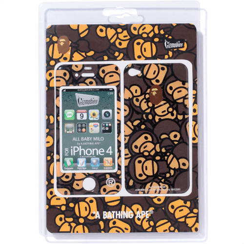 BAPE Baby Milo iPhone skin