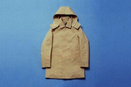 A Bathing Ape / Mackintosh rain jacket